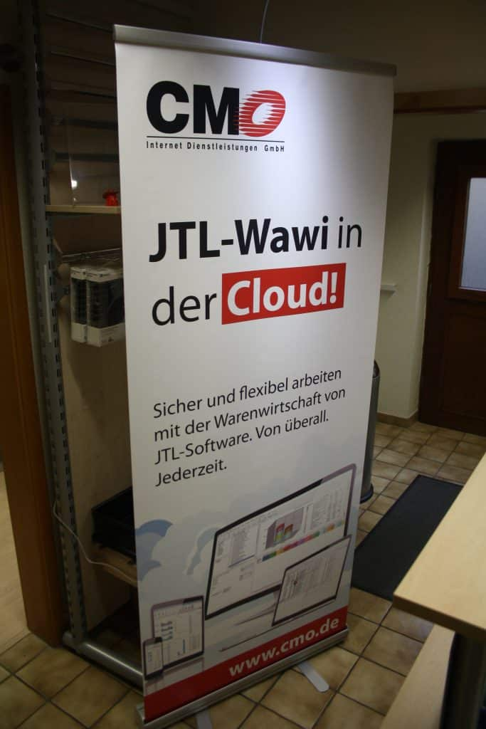 JTL-Wawi Roll-Up